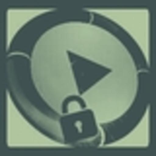 Video Players Lock LOGO-APP點子