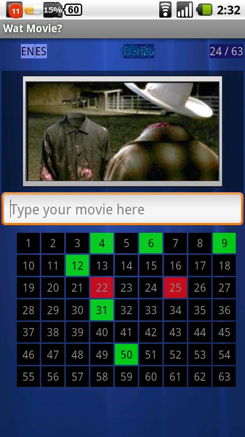 What movie is that? (Lite) - screenshot