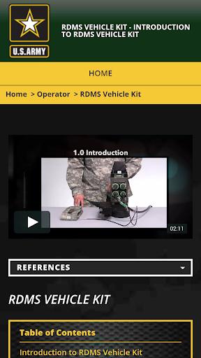 RDMS Vehicle Kit