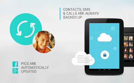 Contacts + Screenshot 2