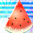 Watermelon LiveWallpaper Trial icon