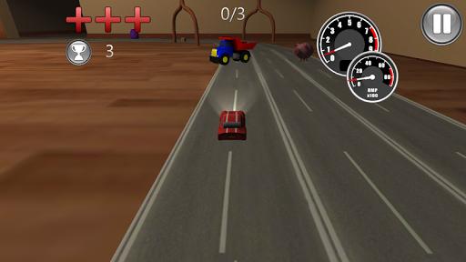 疯狂玩具车赛车3D