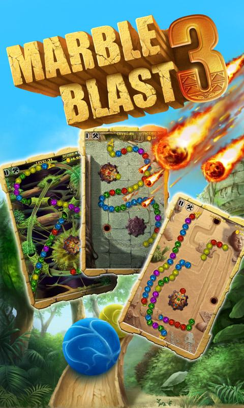 Marble Blast 3- screenshot