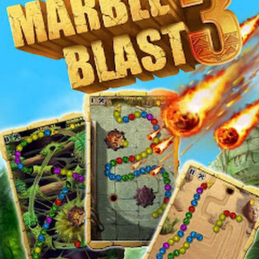 منافسة zuma الرائعة : Marble Blast 3 v1 2 6 مهكرة جاهزة ~ DK