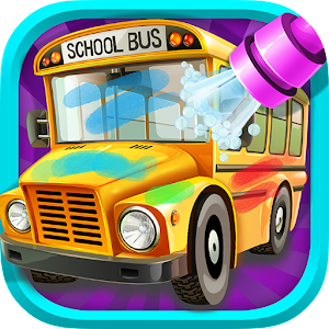 Car Salon – Wheels of the Bus for PC and MAC