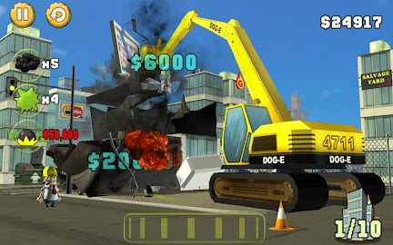 Demolition Inc. THD Screenshot 4