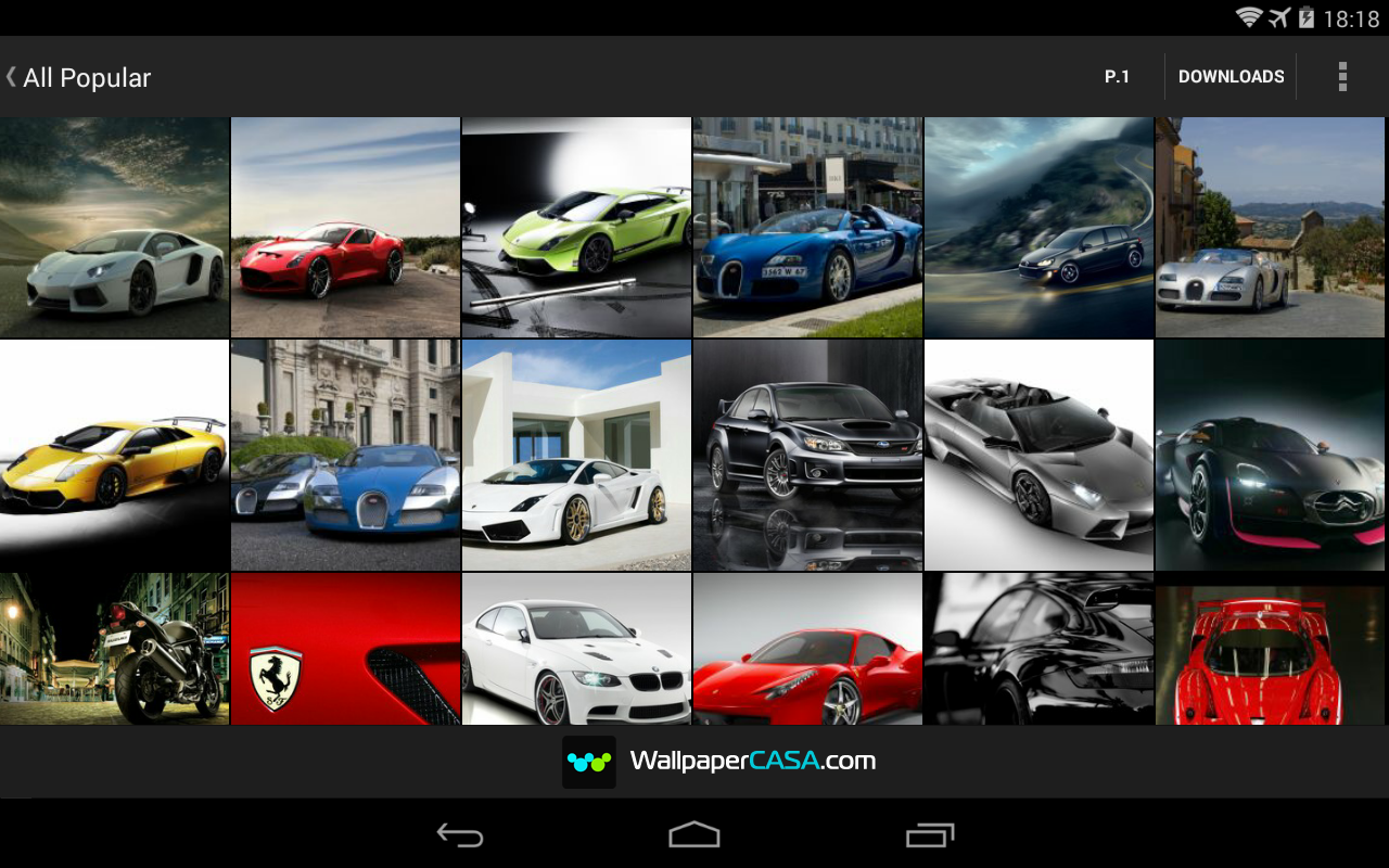 GW CarPix HD - screenshot