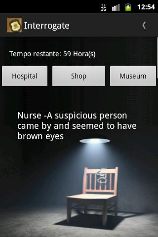 DetDroid - Detective - screenshot
