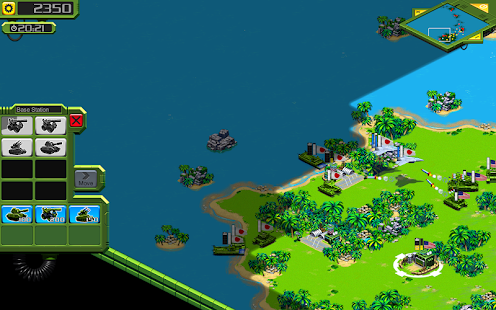 Tropical Stormfront - RTS- screenshot thumbnail