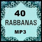 40 Rabbanas MP3 from Quran icon