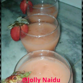 Homemade Fresh Guava Punch | Guava Juice.