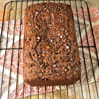 Dark Chocolate Espresso Bread.