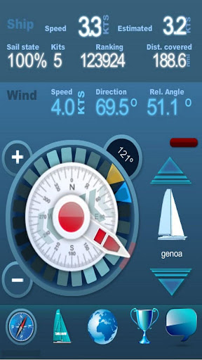 The Game BWR - Remote Control