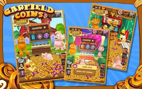 Garfield Coins - screenshot thumbnail