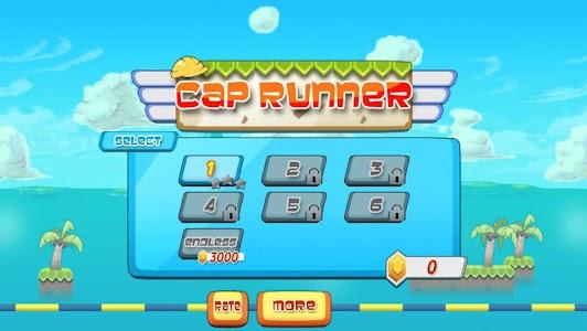 Cap Runner v1.0