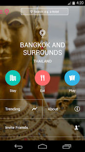 Bangkok City Guide - Gogobot- screenshot thumbnail
