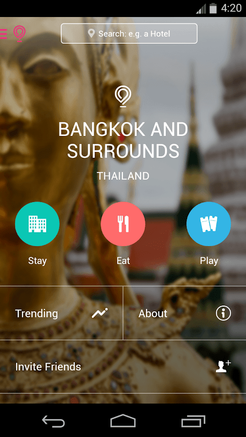 Bangkok City Guide - Gogobot- screenshot