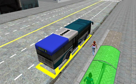3D City driving - Bus Parking 1.2 screenshot 639142