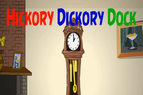 Kid Rhyme Hickory Dickory Dock