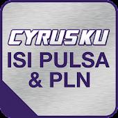 Cyrusku Isi Pulsa