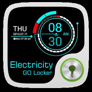 GO Locker Theme Electricity