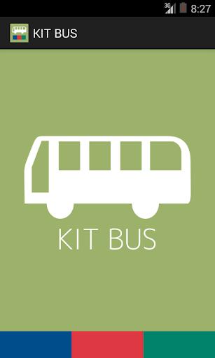 KIT BUS - 金工大シャトルバスが来るまであと何分