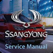 SSANGYONG MOTOR SERVICE MANUAL