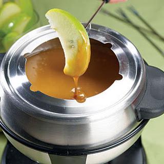Caramel Fondue