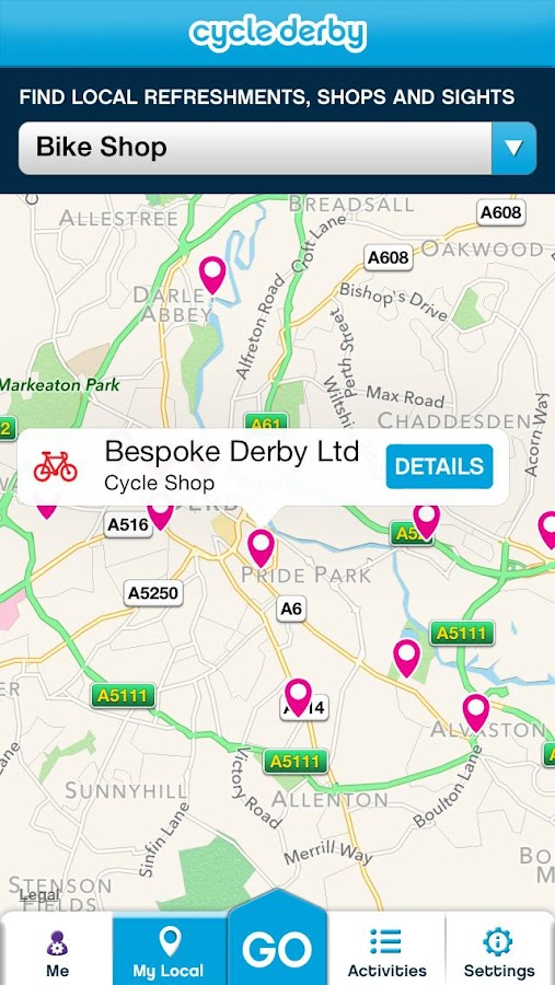 Cycle Derby- screenshot