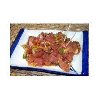 Hawaiian Tuna Poke