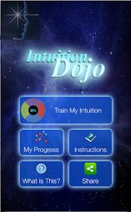 Intuition Dojo screenshot
