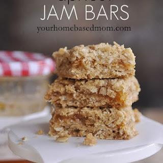 Apricot Jam Bar Cookies