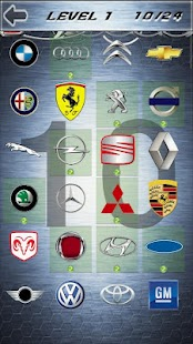 Car Logo Quiz Advanced- screenshot thumbnail