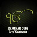 Ek Onkar Cube Live Wallpaper icon