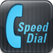 Speed Dial Dark Widget