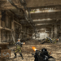 Screenshot of Kill the Soldier Action
