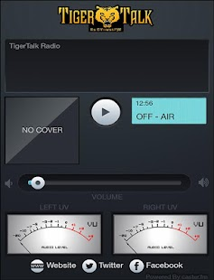 TigerTalk Radio Player- screenshot thumbnail