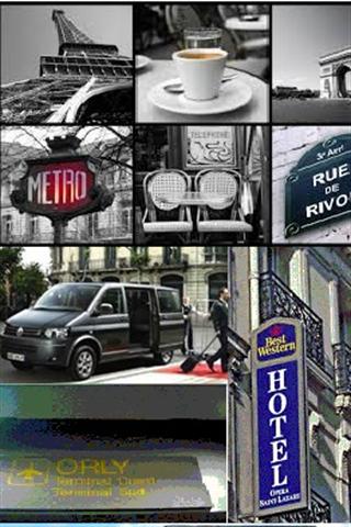 Shuttle Moya Paris