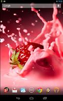 Screenshot of Strawberries And Cream