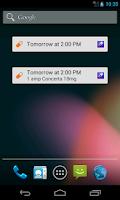 Screenshot of Pills on the Go