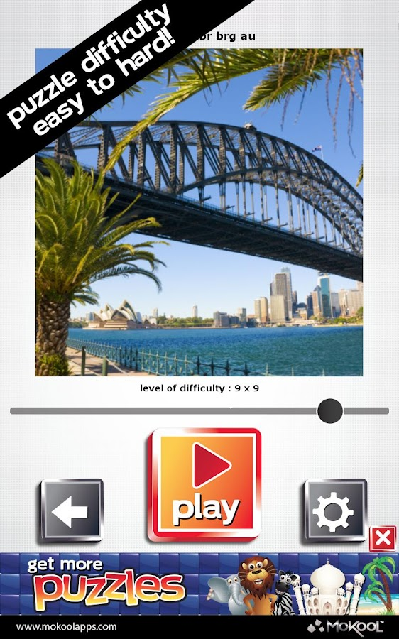 Australia Puzzle - New Zealand - screenshot
