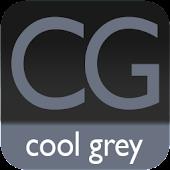 CM9 CM10.1 AOKP CoolGrey Theme