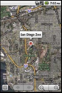 San Diego Holiday Guide GPS+ screenshot 3