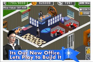 Screenshot of Office Tycoon