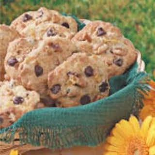 Pineapple Chocolate Chip Cookies.