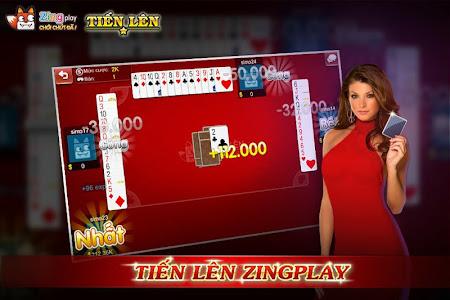 Tiến lên - tien len - ZingPlay 1.15 screenshot 359851