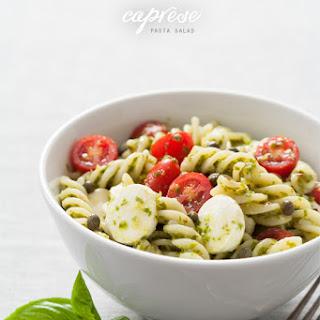 Caprese Pasta Salad.