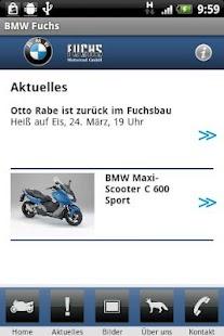 BMW Fuchs – Miniaturansicht des Screenshots