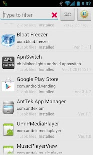 Uninstaller -Quick App Manager - screenshot thumbnail