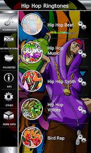 Hip Hop Zvonění - náhled